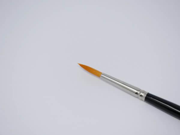 Acryl Pinsel Synthetik Gr.6 Spitze