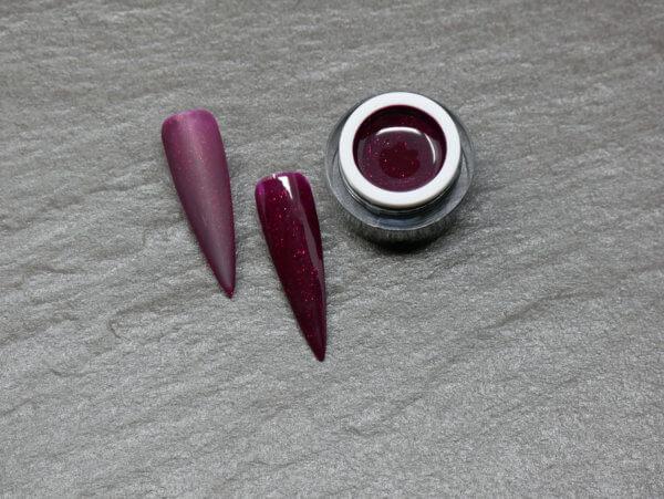 Dark Berry Glimmer mit Tip