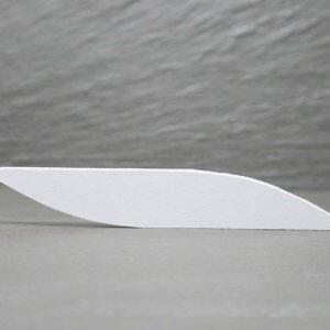 Ein Komplkettbild der Nagelfeile Wave.