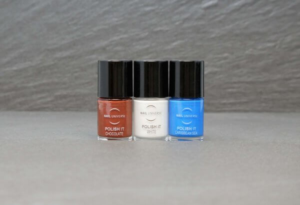 Nagellack Set Ready for the Wiesn