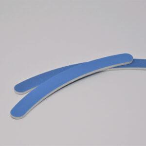 Professional Curve 100/180 Nagelfeile blau