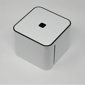 Zellettenbox The Cube leer